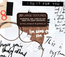33 large textures