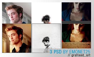 3 psd made with photoshop cs3