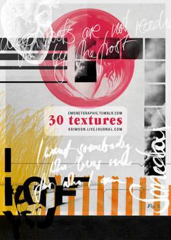30 Textures