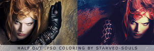 Half Out Psd Coloring By Starved-souls