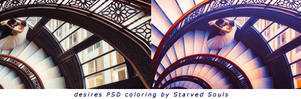 desires PSD coloring by Starved Souls