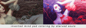 Inverted Mind Psd Coloring By Starved Souls
