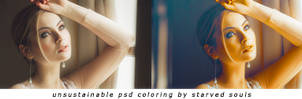 Unsustainable Psd Coloring By Starved Souls
