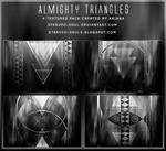 Almighty Triangles Textures Pack By Starved-soul