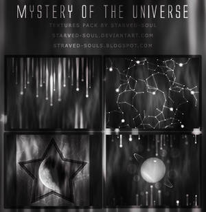 Mystery Of The Universe Textures By Starved-Soul