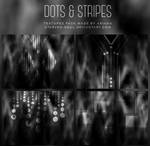 Dots + Stripes Textures Pack By Starved-soul
