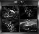 Horns Textures Pack by Starved-Soul