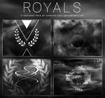 Royals Textures Pack by Starved-Soul