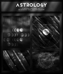 Astrology Textures Set By Starved-souls