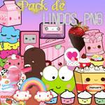 Pack de Lindos PNG's +PEDIDO