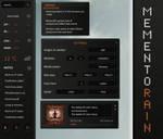 Memento Rainmeter 1.1