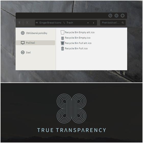FCOAR True Transparency by 4nt1p0p