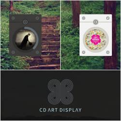 FCOAR CD Art Display