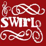 Grunge Swirls