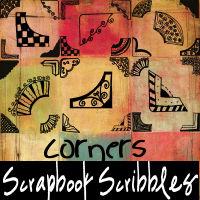 Scrapbook Scribbles- Corners