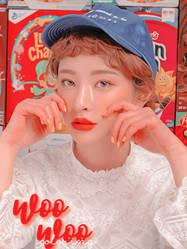 PSD Coloring Woo Woo By Satooru by Satooru