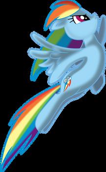 Rainbow Dash Micro-series Cover A