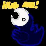 Albmander want hugs! ~animated