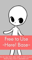 Free to Use Base {Here!} by Koru-ru