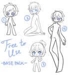 F2U Base Pack
