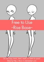 Free to Use Base {Rise} by Koru-ru