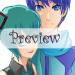 kaito and miku_by cynere by Cynere