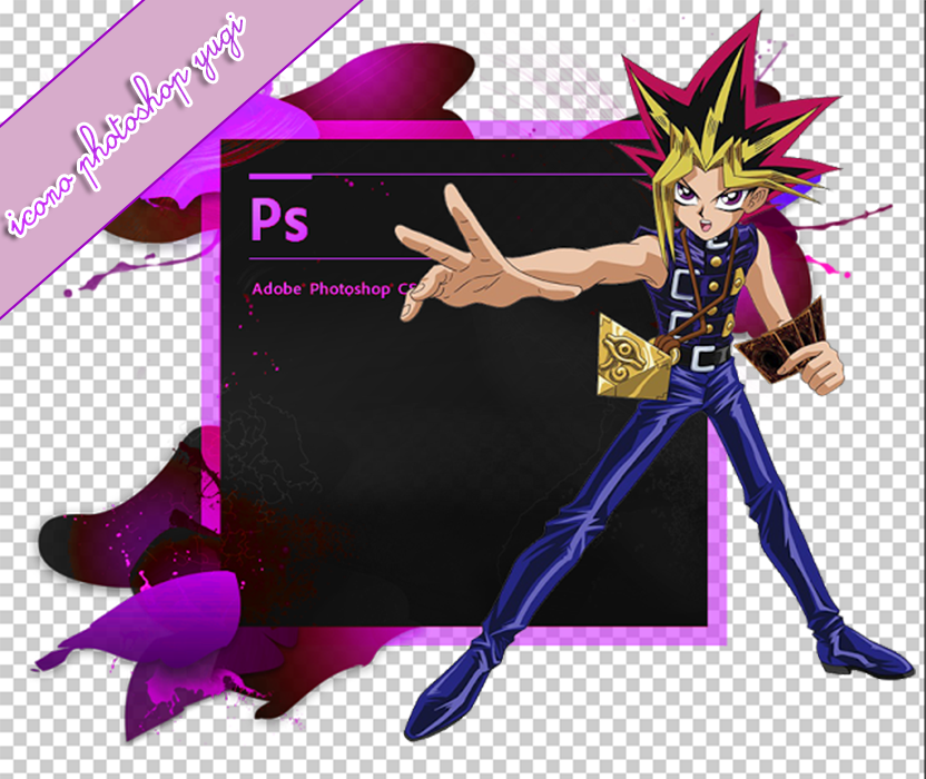 Skins Photoshop Yugi by tutozTAIGA