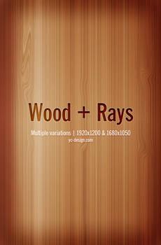 Wood + Rays