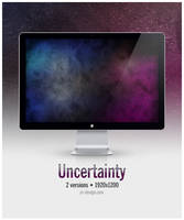 Uncertainty by yc