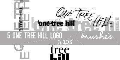 ONE TREE HILL LOGO BRUSHES by elexis6