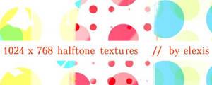 HALFTONE textures 1024X768