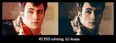 #2 PSD coloring by Anaya21