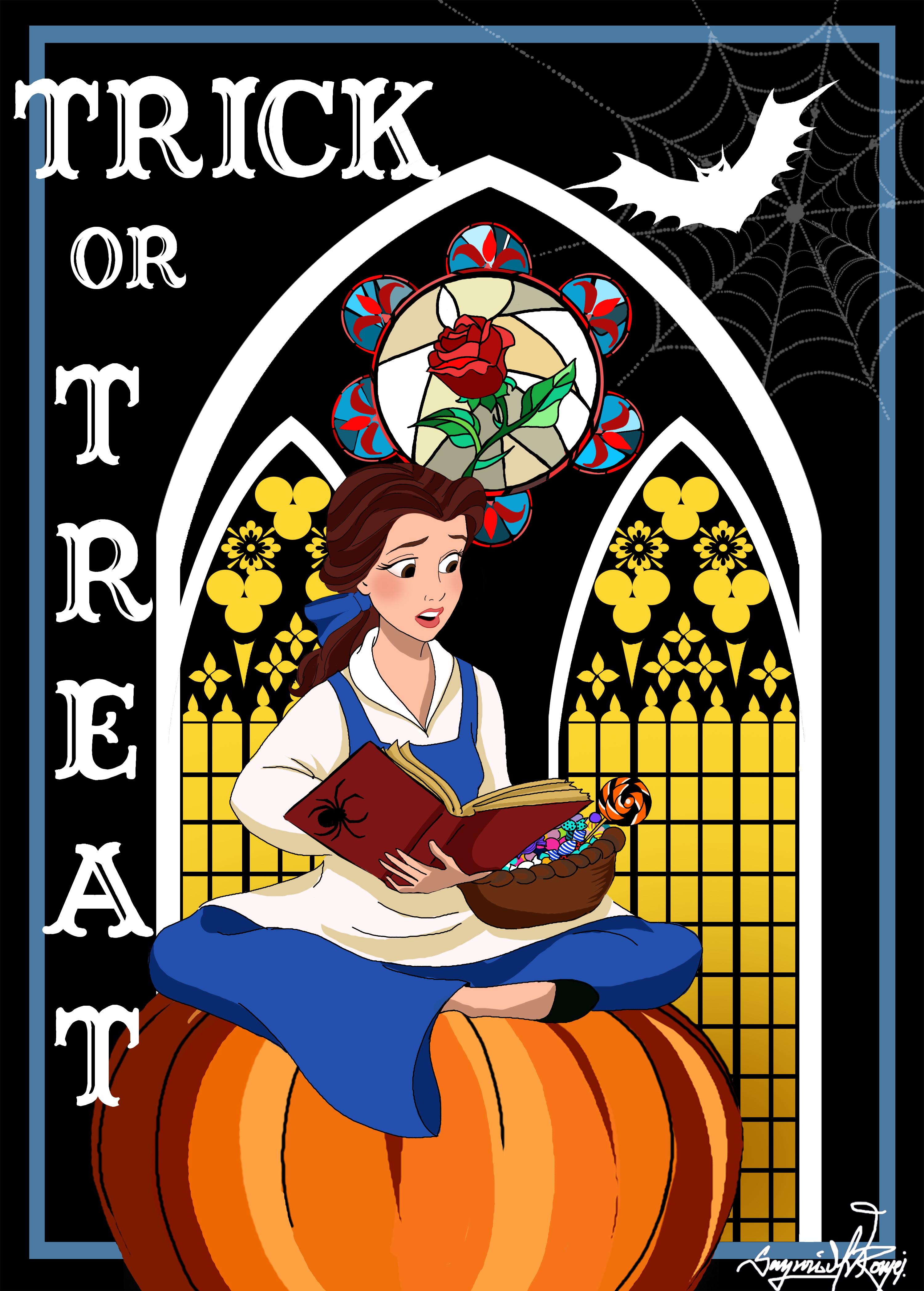 Belle - Halloween