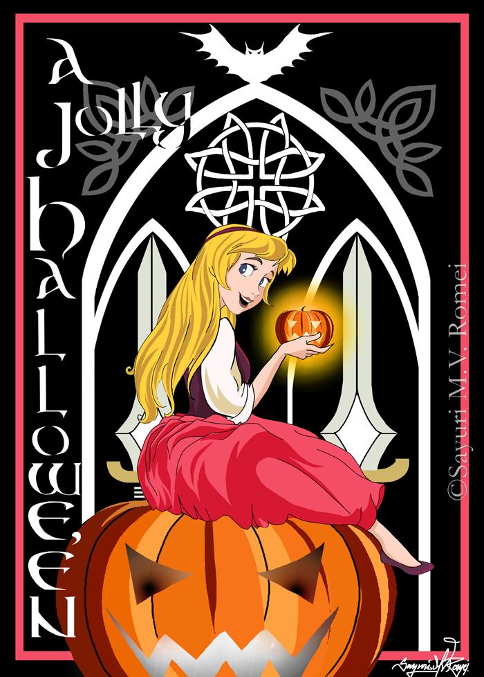 Princess Eilonwy - Halloween