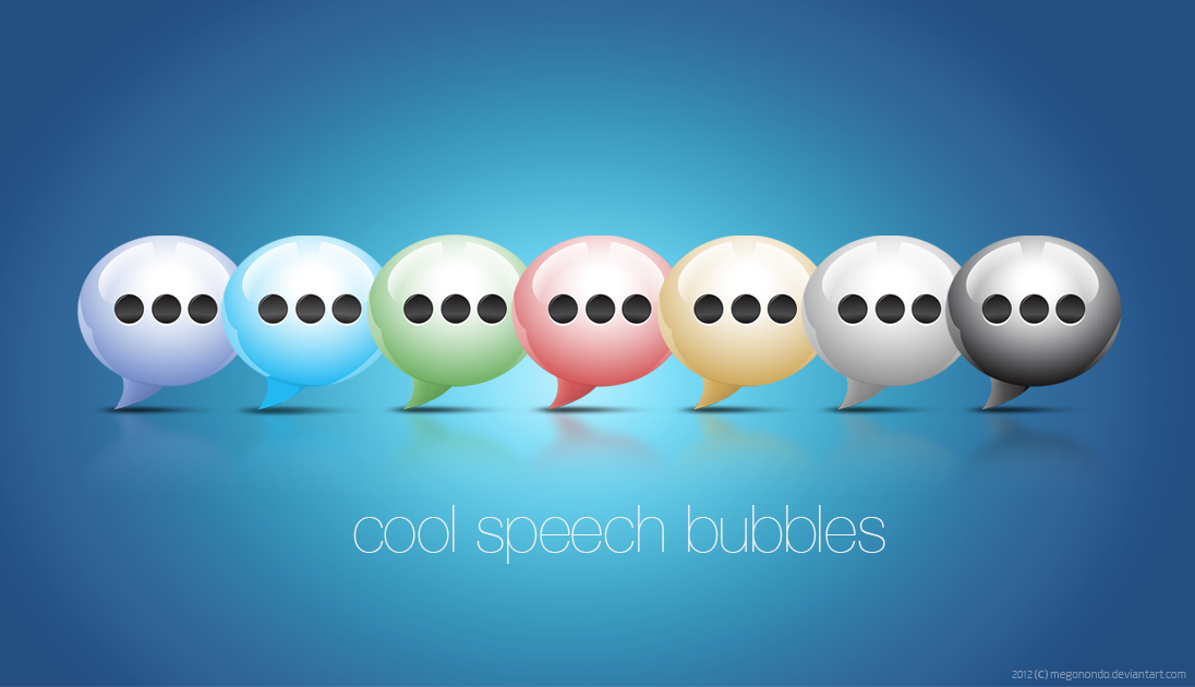 Cool Talk Bubble Cool Talk Bubble by Me...