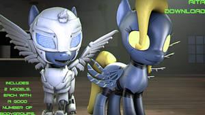 [DL]AITA the Robot Pone