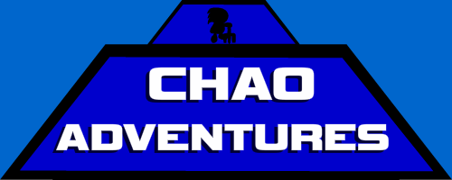 Chao Adventures Logo by Paint-And-Colors