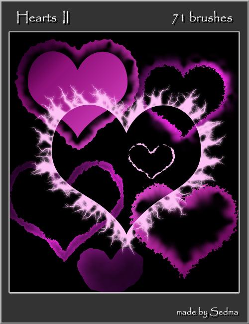 Hearts II by Sedma