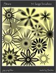 Stars - images for brushes