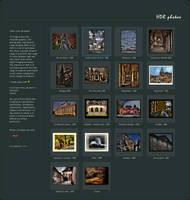 Dark Simplicity - gallery CSS