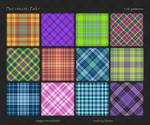 Plaid 256x256 - Pack 1