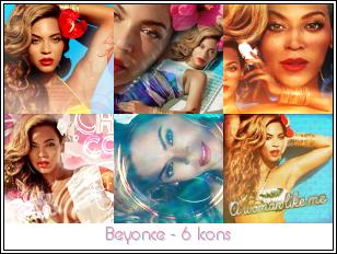 Beyonce Iconset by Sabrina-K-88