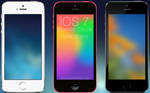 Blurred Wallpapers (iPhone/iPod Touch 5/5s/5c)