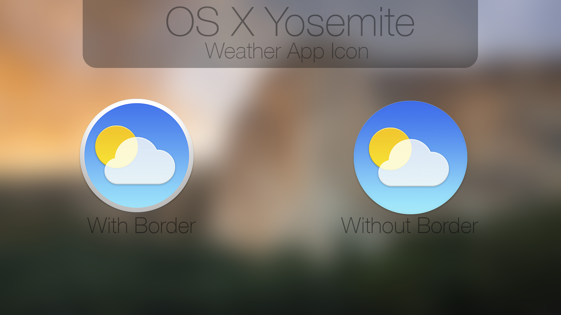weather wallpaper app for mac