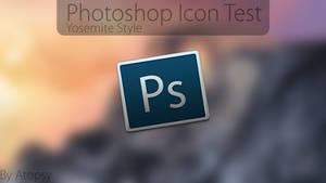 Yosemite Photoshop Test Icon