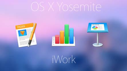OS X Yosemite iWork