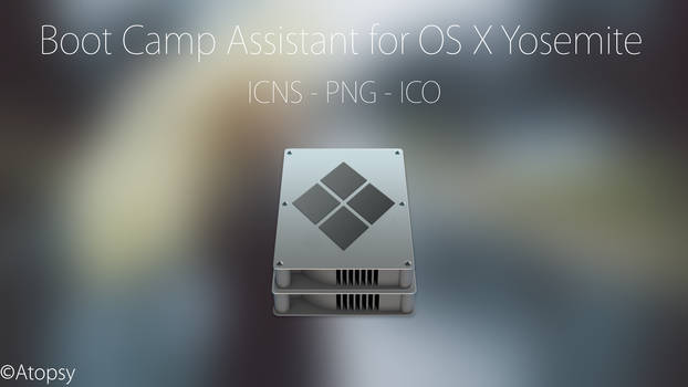 Boot Camp Assistant for OS X Yosemite (Re-Upload)