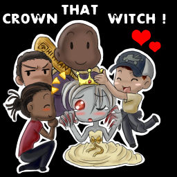 Cr0wn That Witch