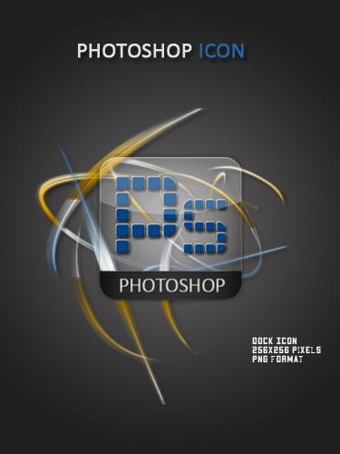 Dock icon Photoshop Cs3 by InfinityK4fx