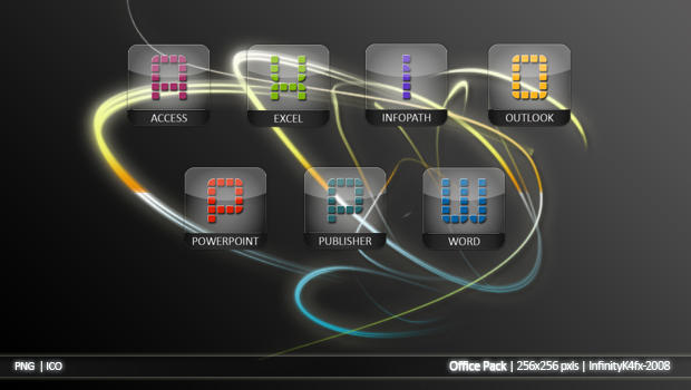 Office Pack by InfinityK4fx